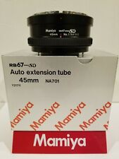 Mamiya RB PRO SD AUTO EXTENSION TUBE # 1  ( 45mm )