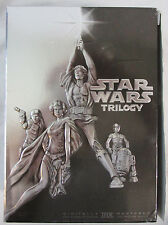 Star Wars Trilogy DVD 2004 4-Disc Set Widescreen