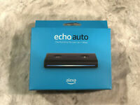 Amazon Echo Auto Smart Car Speaker with Alexa - BRAND NEW FACTORY SEALED !!!