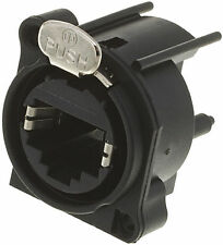 Neutrik NE8FAH RJ45 receptacle Horizonal PCB mount