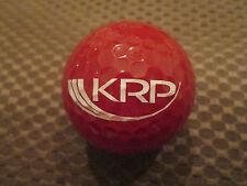 LOGO GOLF BALL-KRP........RED BALL....COOL BALL...