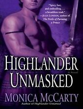 New Highlander Unmasked: A Novel (MacLeods of Skye) by Monica McCarty