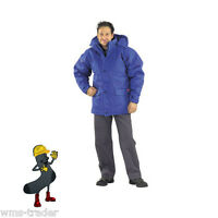 Veste de soudeurs Veste hivernale Protection du Soudeur soudeur bleu