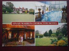 POSTCARD HAMPSHIRE HAYLING ISLAND - SINAH WARREN  CHARACTER HOTEL