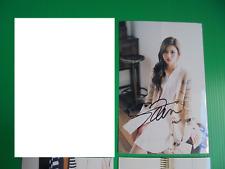 Twice Sana 4x6 Photo Korean autograph signed USA Seller 10 KPOP