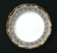 Beautiful Coalport Hazelton Grey Lunch Plate
