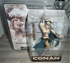 MCFARLANE TOYS CONAN SERIES 1 SVAOUN WARRIOR ACTION FIGURE 2004
