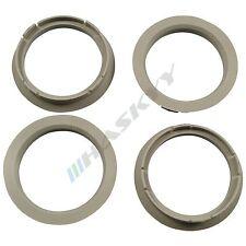 4 Zentrierringe Ringe 63,3 - 54,1 für Alufelgen Toyota, Citroen C1, Peugeot