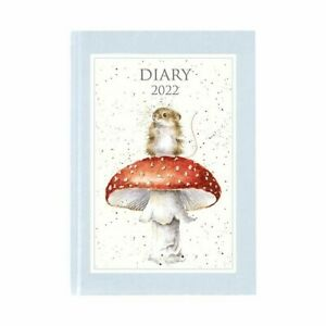 Wrendale 2022 A6 Flexi Planner Diary
