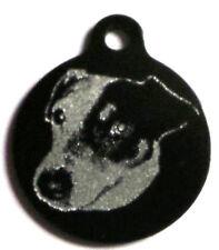 médaille gravée le portrait de votre chien