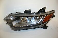 16 17 18 MITSUBISHI OUTLANDER HALOGEN W/ LED DRL HEADLIGHT LEFT DRIVER USED OEM