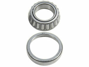 For 1986-1987, 1989-1991 Maserati Spyder Wheel Bearing Centric 47363BY