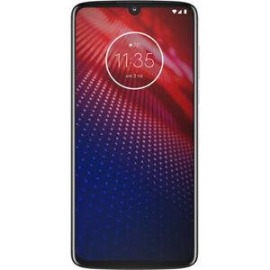 Motorola Moto Z4 XT19804 128GB GSM Globally Unlocked Mods Ready Flash Gray