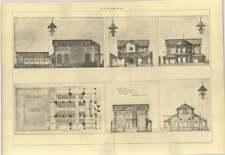 1904 Design For An English Church, Entebbe Uganda, Beresford Pite