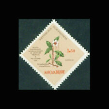 Mozambique, Sc #404, MLH, 1958, Flowers, flora, Medical plant, AR5SDD