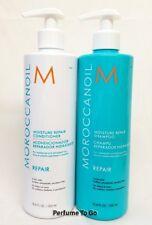 MOROCCANOIL Moisture REPAIR Shampoo & Conditioner Duo 16.9 oz (500 ml) each NEW
