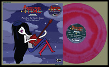 "MARCELINE VAMPIRE QUEEN Rock The Nightosphere 12""EP on RED Adventure Time SEALED"