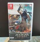 Ninja Gaiden Master Collection / Nintendo Switch / Physical Version / English.