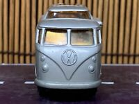LESNEY MATCHBOX 1966 #34 VW VOLKSWAGEN POP-ROOF CAMPING VAN  MINT! AWESOME!