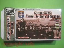 NEU 1:72 Orion #058 WKII Deutschland Panzer Besatzung 1939 - 40 german tank crew
