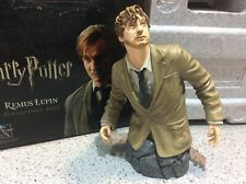 Harry Potter Gentle Giant Bust PROFESSOR REMUS LUPIN Limited Edition No 728/1250
