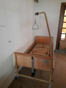 Pflegebett (Seniorenbett) elektrisch