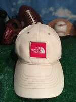 The north face adjustable rare snapback hat Cap Beige off white h43