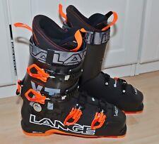 LANGE XT-100 - Herren Ski Schuhe Schwarz/Orange -Gr.28.5/EU45