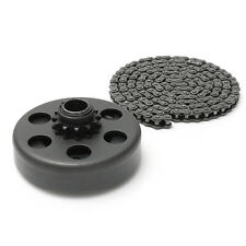 3/4'' Bore Centrifugal Clutch 12 Tooth #35 Chain Screw Part Fit Minibike Go Kart