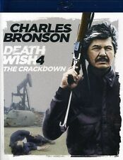 Bronson,Charles - Death Wish 4 (2012, Blu-ray NEW)
