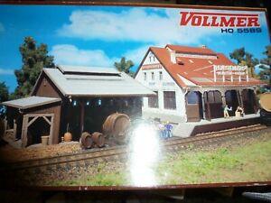 Vollmer Spur HO, Gurkenfabrik Hengstenberg  , Nr. 5589
