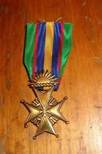 U.S.ARMY NATIONAL GUARD MEDAL, CALIFORNIA, MILITARY CROSS, FULL SIZE,NO BROOCH