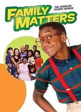 Family Matters: The Complete Fourth Season 4 (DVD, 2014, 3-Disc Set)
