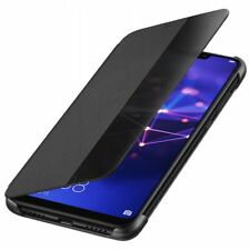 SMART VIEW FLIP COVER BLACK ORIGINALI PER HUAWEI MATE 20 LITE - SPED. GRATIS