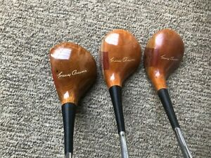 Tommy Armour MacGregor 945W 1,3,4 set, very solid driver!