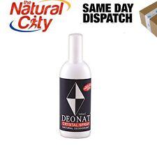 Deonat Natural Crystal Deonat Spray 125ml x 6