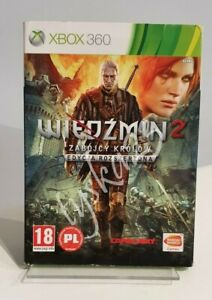 The Witcher 2 Assassins of Kings Enhanced Edition Xbox 360 Xbox One Fast Post