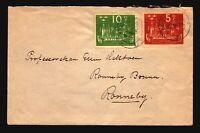 Sweden 1924 Cover / Tenungsund Franking - Z18015