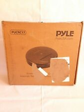 Pure Clean Pucrc17 Pyle Upgraded Smart Robot Vacuum Sweeper Cleaner