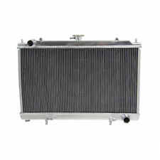 3Row Race Aluminum Radiator Engine For Nissan Silvia S14 S15 SR20DET 2.0L Petrol