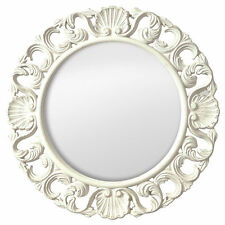 Wall-Mounted Round Decorative Mirrors