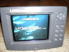 Echolot Lowrance lcx 28chd