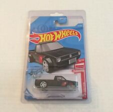 2019 Hot Wheels Volkswagen Caddy Red Edition Target Errors Missing Front Wheels