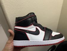 Nike Air Jordan 1 Retro High OG Bloodline Red White Black UK 3 4 5 6 7 US New