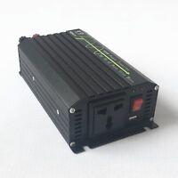 Car Power Inverter 300W Pure Sine Wave Peak Power 600W 12V to 220V/230V 50HZ