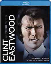 Clint Eastwood 4-Movie Thriller Collection (Bl New Blu