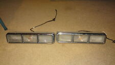 1970 Mercury Marquis, Maurader, Colony Park parking, turn signal lamp assemblies