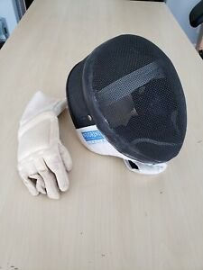 ꙮ Negrini Fencing Mask Shield Protector sz M