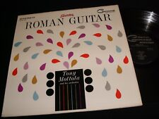 TONY MOTTOLA<>ROMAN GUITAR<>LP Vinyl~Canada Pressing<>COMMAND RS 816 SD