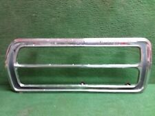 1976 - 1977 Plymouth Volare LH DRIVER side chrome tail light bezel Used OEM